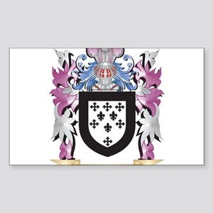 Hillery Coat of Arms (Family Crest) Sticker