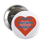 I Share My Heart Button