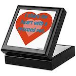 I Share My Heart Keepsake Box
