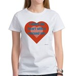 I Share My Heart Women's T-Shirt