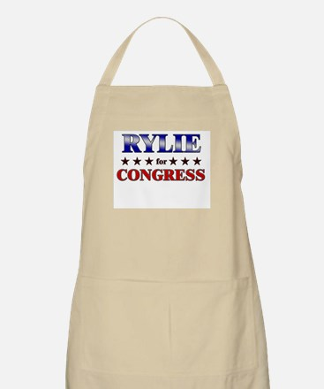 RYLIE for congress BBQ Apron