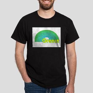 Greece Dark T-Shirt