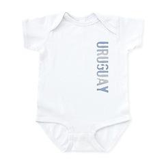 Uruguay Stamp Infant Bodysuit