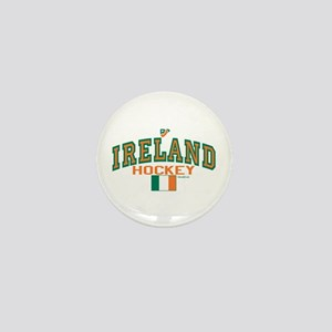 IE Ireland(Eire/Erin)Hockey Mini Button