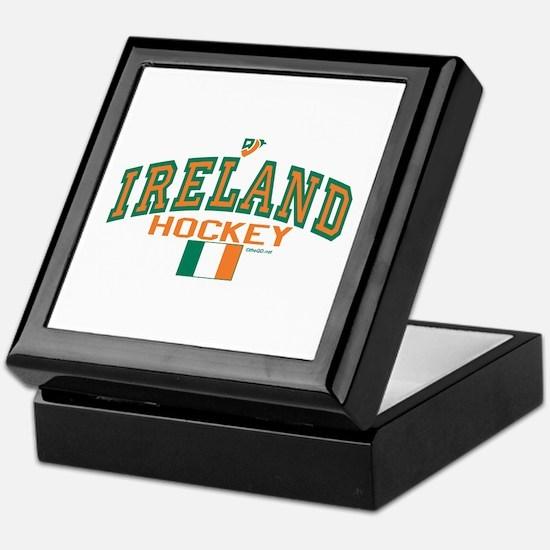 IE Ireland(Eire/Erin)Hockey Keepsake Box