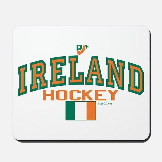 IE Ireland(Eire/Erin)Hockey Mousepad