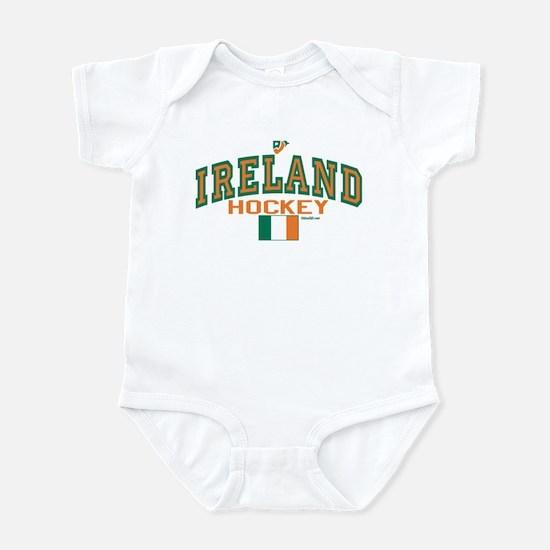IE Ireland(Eire/Erin)Hockey Infant Bodysuit