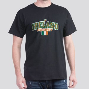 IE Ireland(Eire/Erin)Hockey Dark T-Shirt