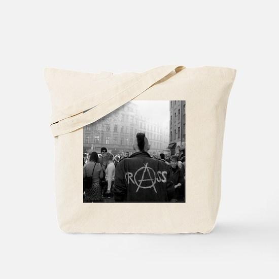 Unique Punk Tote Bag