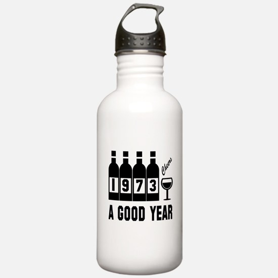 1973 A Good Year, Chee Water Bottle