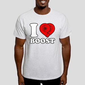 I Heart Boost Light T-Shirt