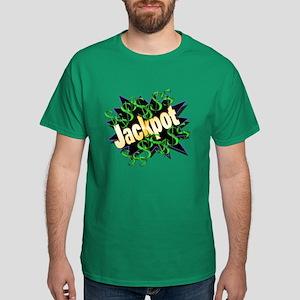 Jackpot Winner Dark T-Shirt