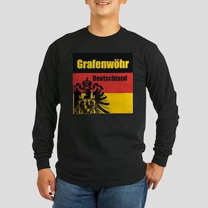 Grafenwöhr Deutschland Long Sleeve Dark T-Shirt