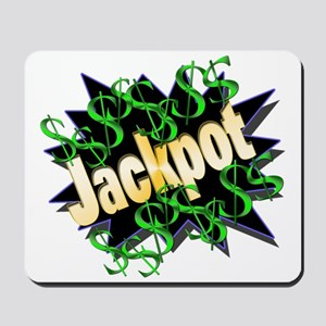 Jackpot Winner Mousepad