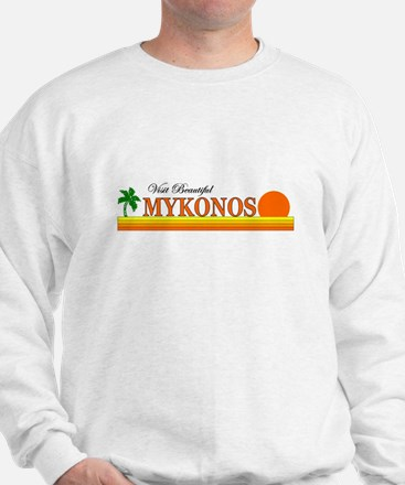 Visit Beautiful Mykonos, Gree Jumper