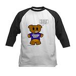Licensable BearTM Kids Baseball Jersey