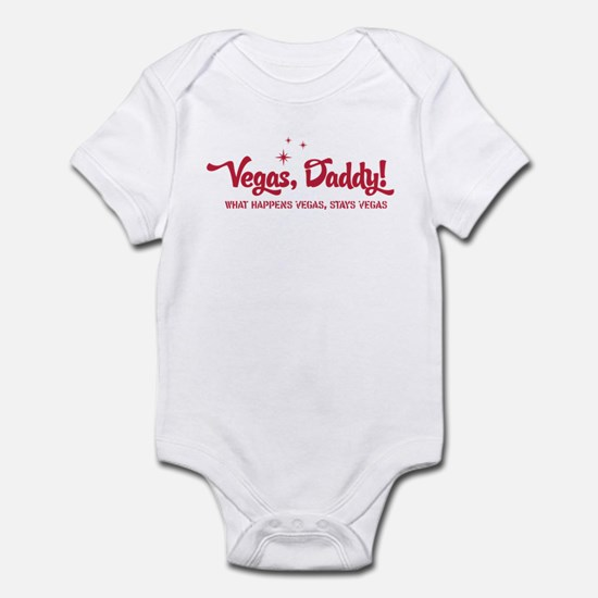 Vegas, Daddy Infant Bodysuit