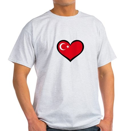Turkish Love Light T-Shirt
