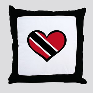 Trinidad Love Throw Pillow