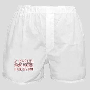Spoiled Lapphund Boxer Shorts