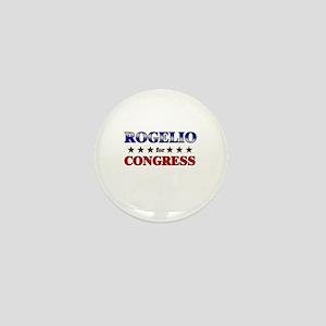 ROGELIO for congress Mini Button