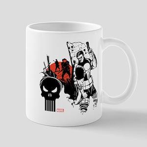Punisher Hiding Mug