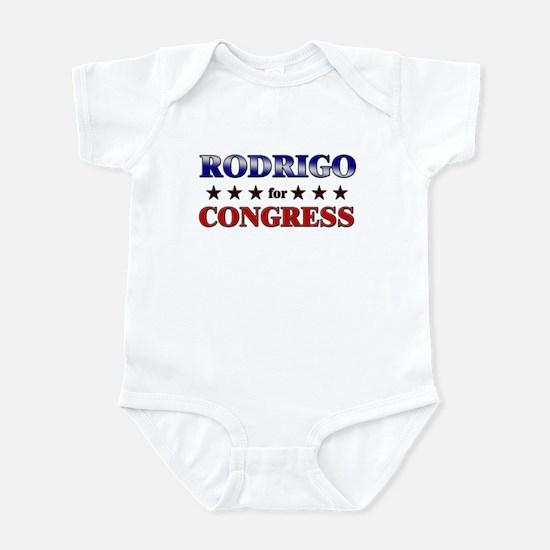 RODRIGO for congress Infant Bodysuit