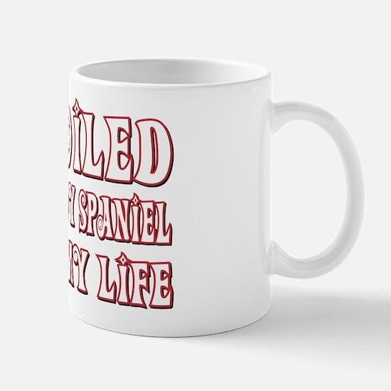 Spoiled Spaniel Mug