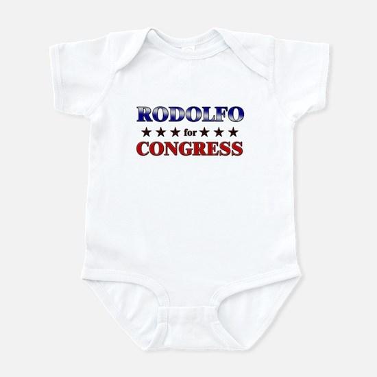 RODOLFO for congress Infant Bodysuit