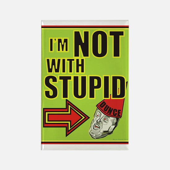 Stupid Trump Magnets