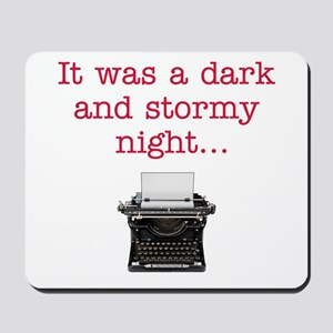 Dark & Stormy -  Mousepad