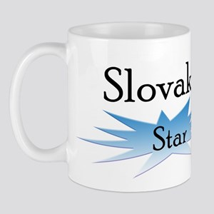Slovak Star Mug