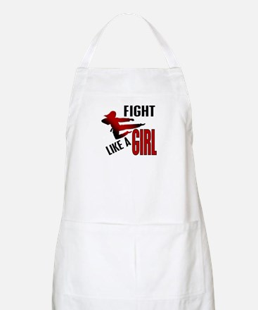 Fight Like a Girl 4.1 Apron