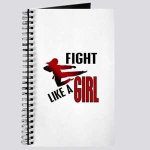 Fight Like a Girl 4.1 Journal