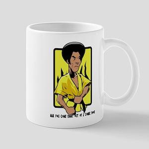 Karate Man Mugs