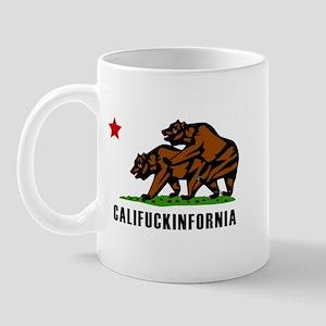 Califuckinfornia Mug