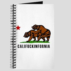 Califuckinfornia Journal