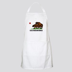 Califuckinfornia BBQ Apron