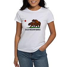 Califuckinfornia Women's T-Shirt