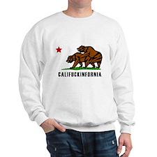 Califuckinfornia Sweatshirt