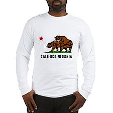 Califuckinfornia Long Sleeve T-Shirt