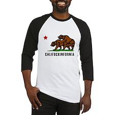 Califuckinfornia Baseball Jersey