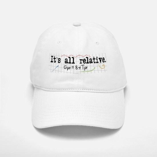 Relativity Baseball Baseball Cap