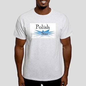 Polish Star Light T-Shirt