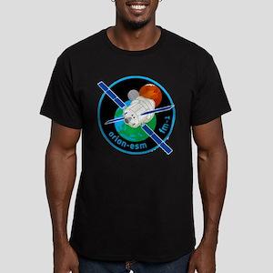 Orion ESM Logo Men's Fitted T-Shirt (dark)