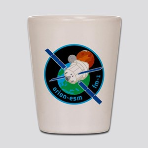 Orion ESM Logo Shot Glass