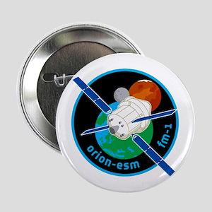 """Orion ESM Logo 2.25"""" Button"""
