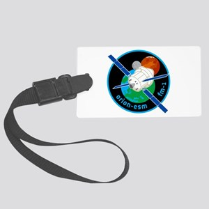 Orion ESM Logo Large Luggage Tag