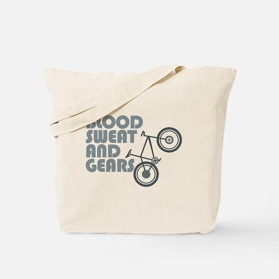 Cute Funny bike Tote Bag