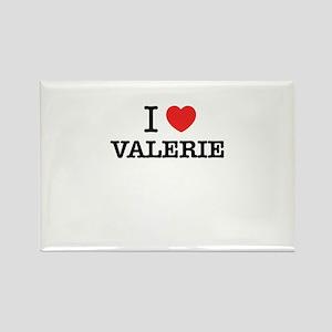 I Love VALERIE Magnets
